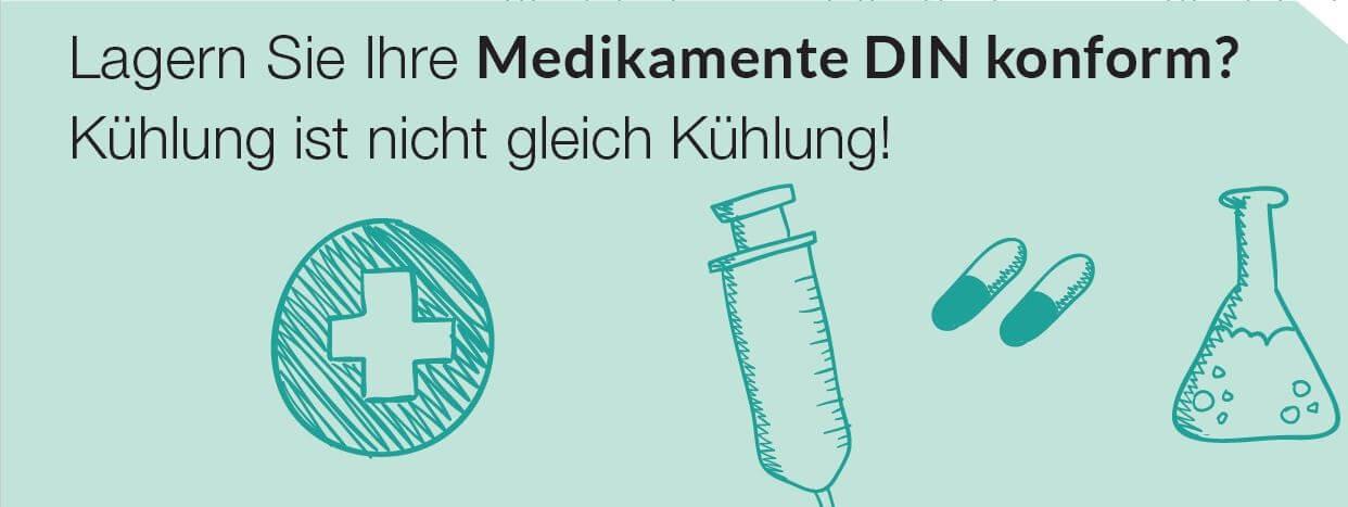 Medikamente-DIN-Konform-Lagern
